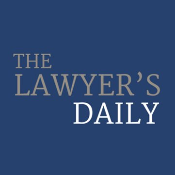 The Lawyer's Daily logo